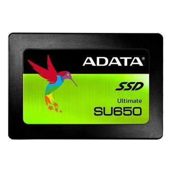 "ADATA Ultimate SU650 120GB 3D-NAND 2.5"" SATA III Solid State Drive"