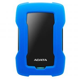 ADATA HD330 1TB USB 3.1 Shock-Resistant Extra Slim External Hard Drive