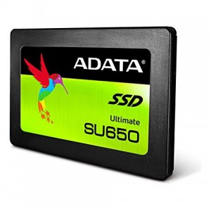 "ADATA Ultimate SU650 480GB 3D-NAND 2.5"" SATA III Solid State Drive"