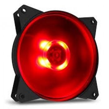 Cooler Master MasterFan MF120L Red Case Fan