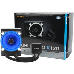 Antec Kuhler H2O K120 All-in-One Liquid CPU Cooler