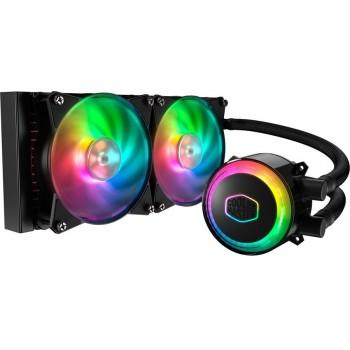 Cooler Master MasterLiquid ML240R RGB CPU Liquid Cooler
