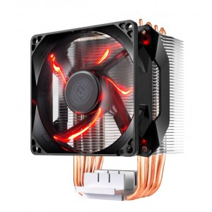 Cooler Master Hyper H410R Air Cooler With Red LED PWN Fan