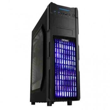 ANTEC GX200 WITH WINDOW BLUE LED FAN CASING