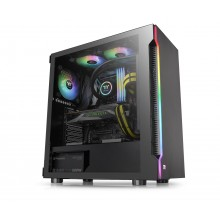 Thermaltake H200 TG RGB Mid Tower Chassis