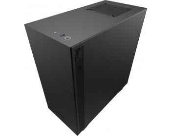 NZXT H510 Black Steel Tempered Glass ATX Mid-Tower PC Casing