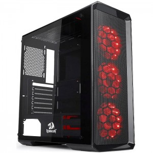 Redragon GrimLock GC602 RGB Mid Tower Case