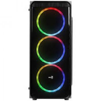 AeroCool SI-5200 RGB Acrylic Panel Mid-Tower Case
