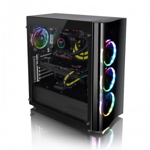 Thermaltake View 22 Tempered Glass Mid-Tower Case