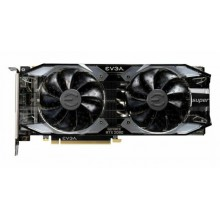 USED EVGA GeForce RTX 2080 SUPER BLACK GAMING, 08G-P4-3081-KR, 8GB GDDR6
