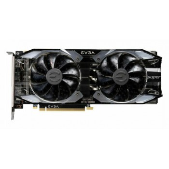 USED EVGA GeForce RTX 2080 SUPER BLACK GAMING, 08G-P4-3081-KR, 8GB GDDR6