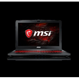"MSI GL62M 7REX-1067 15.6"" Intel Core i7-7700HQ NVIDIA GeForce GTX 1050 Ti Gaming Laptop with Windows 10 Home Plus"