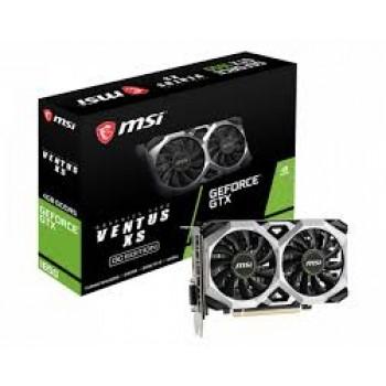 MSI GeForce® GTX 1650  VENTUS XS  4GB GDDR6 128-bit