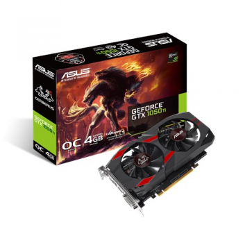 ASUS Cerberus GTX 1050 Ti OC Edition 4GB Graphics Card