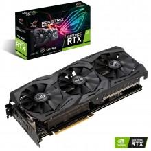 Asus ROG Strix GeForce RTX™ 2060 OC edition 6GB GDDR6 Graphics Card
