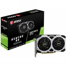 MSI Geforce GTX 1660 VENTUS XS 6G OC Graphics Card, 6GB GDDR5