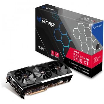Sapphire NITRO+ RX 5700 XT Radeon 8G GDDR6 Video Graphics Card