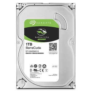 Seagate BarraCuda 1TB Hard Drive desktop