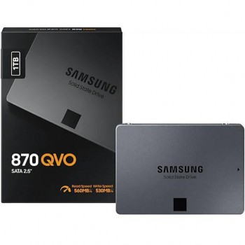 SAMSUNG 870 QVO SATA III 2.5 inch 1TB SSD