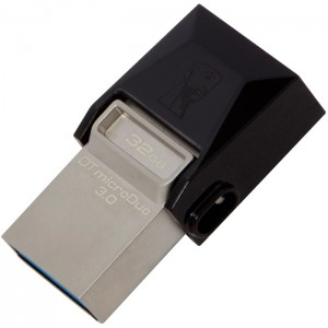 Kingston DataTraveler MicroDuo DTDUO3 32GB USB OTG 3.0