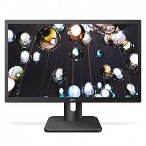 "AOC 20E1H 19.5"" Business WLED Monitor with HDMI Input"