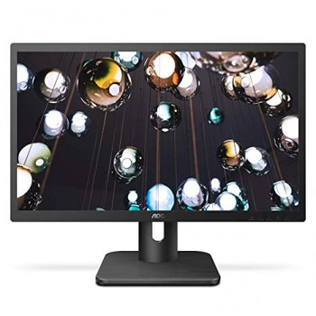"""AOC 20E1H 19.5"""" Business WLED Monitor with HDMI Input"""
