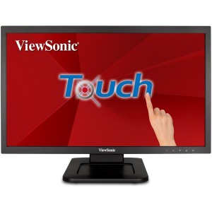 "ViewSonic TD2421 24"" Full HD Optical Touch Monitor"