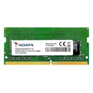 AData Premier Series 8GB DDR4 2400Mhz 260-Pin So-DIMM Memory