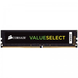 Corsair  Valueselect 8GB (1x8GB) DDR4 2400MHz Memory