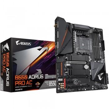 GIGABYTE B550 AORUS PRO AC AM4 AMD MOTHERBOARD