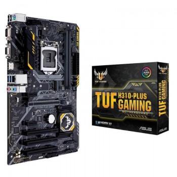 ASUS TUF H310-Plus Gaming (300 Series) LGA 1151-2 ATX Motherboard