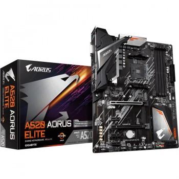 Gigabyte A520 AORUS ELITE Motherboard for AMD Ryzen