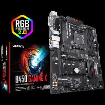 Gigabyte B450 Gaming X AMD B450 Gaming AM4 Motherboard