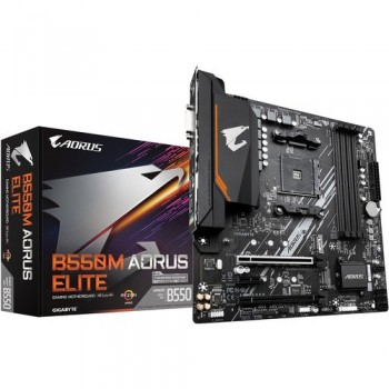 Gigabyte B550M AORUS ELITE Motherboard for 3rd Gen AMD Ryzen AM4