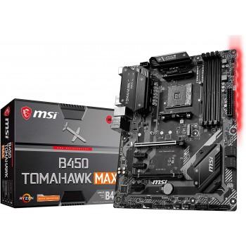 Msi B450 Tomahawk Max Motherboard