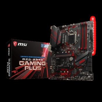 MSI MPG Z390 Gaming Plus Intel Z390 Motherboard