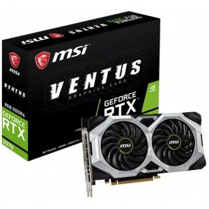 MSI GEFORCE RTX 2070 VENTUS 8G - 8GB 256-bit Graphics Card