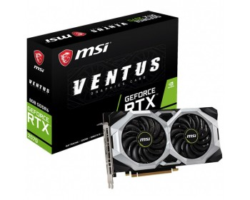 MSI GEFORCE RTX 2070 VENTUS 8G - 8GB 256-bit Graphics Card