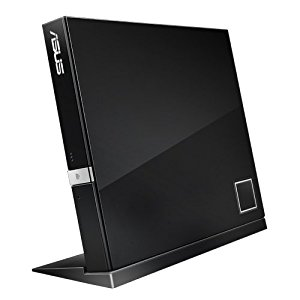 ASUS USB 2.0 External Blu-Ray 6X Writer with BDXL Support Model