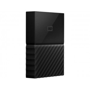 Western Digital My Passport - 4TB USB 3.0 Portable Drive - Black