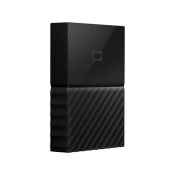 Western Digital My Passport - 4TB USB 3.0 Portable Drive - Black