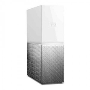 WD My Cloud Home - 4TB Personal Cloud Storage, Single Drive