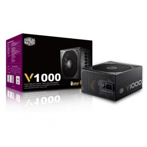 Cooler Master V1000 80 Plus Gold Fully Modular Power Supply
