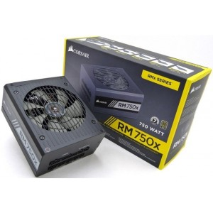 Corsair RMx Series RM750x — 750 Watt 80 PLUS
