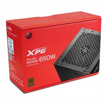 XPG Pylon 650W 80 Plus Bronze Certified