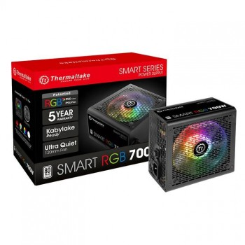 Thermaltake Smart RGB 700W 80 Plus Power Supply