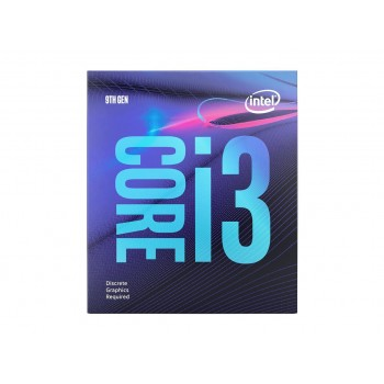 Intel Core i3-9100F Coffee Lake 4-Core 3.6 GHz (4.2 GHz Turbo)