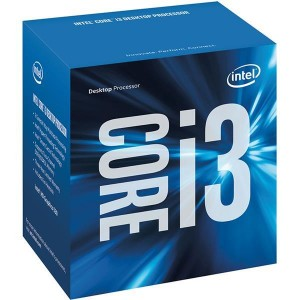 Intel Core i3-7100 Kaby Lake Processor (3M Cache, up to 3.90 GHz)