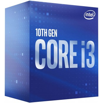 Intel Core i3 10100F Processor 6M Cache, up to 4.30 GHz