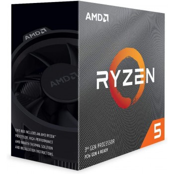 AMD Ryzen 5 3500X Socket AM4 Desktop Processor (Unlocked)